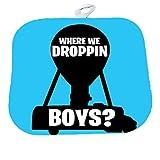 EandM Where We Dropping Boys Decorative Pot Holder