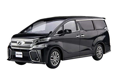 フジミ模型 1/24 車NEXTシリーズ No.1 ヴェルファイア ZA G EDITION(ブラック) 色分け済み プラモデル 車NX1
