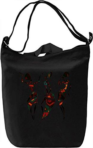 Native Dancers Borsa Giornaliera Canvas Canvas Day Bag| 100% Premium Cotton Canvas| DTG Printing|