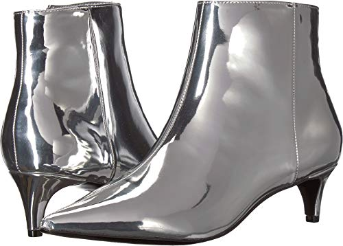 CHARLES BY CHARLES DAVID Women's Kiss Silver Speccio Smooth 8 M US