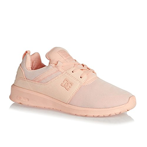 DC Shoes Heathrow J - Zapatillas de Deporte Mujer Rosado
