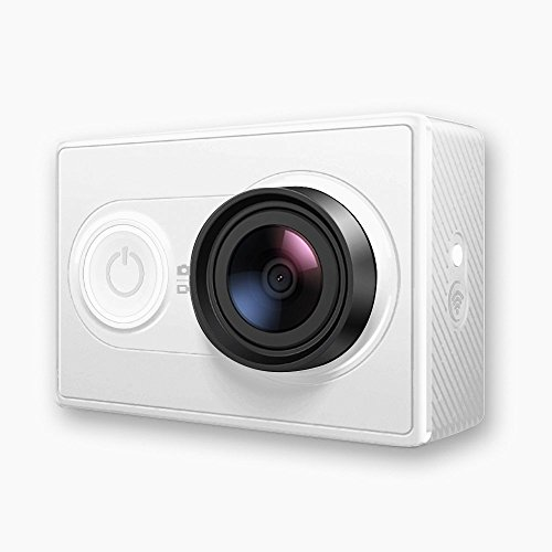 YI Action Camera (Official U.S. Edition) - Sports Camera, 16MP Sony Sensor, High-Resolution, 2Kp30, 1080p60 HD video