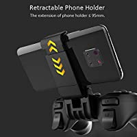 Docooler ipega PG-9128 Wireless BT Game Controller Smartphone Gamepad Tablet 3 In 1 Joystick Holder for Android iOS Win7 8 10 PC TV