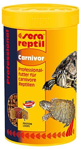 Sera 1820 Reptile Professional Carnivore 2.8 oz 250 ml Pet Food, One Size