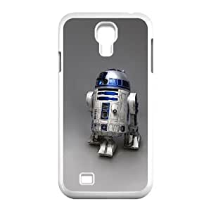 Star Wars R2D2 Samsung Galaxy s4 9500 White Cell Phone Case TAL857989 Cell Phone Case For Guys