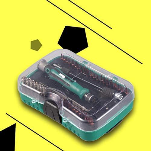 S2 45 in 1多機能ツールキットドライバーセットソフトハードエクステンションバードライバー修理ハンドツール