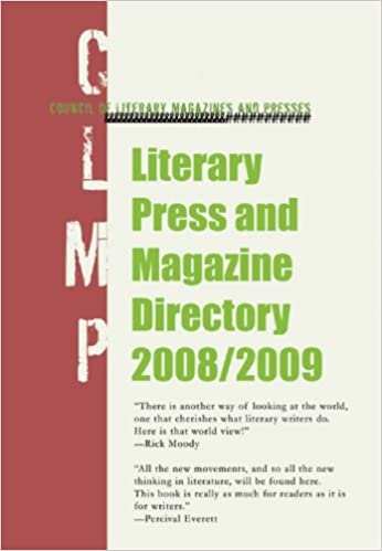 The Literary Press and Magazine Directory (CLMP Directory of