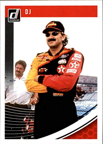 2019 Donruss Racing VARIATION #69 Dale Jarrett Texaco Havoline/Robert Yates Racing/Ford DJ NASCAR Trading Card
