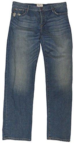 (Ralph Lauren Men's/Boy's Rugby Jeans, Size 28, Blue Denim )