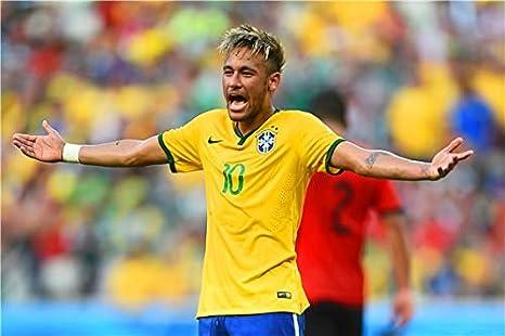 Arter Personalizado Neymar Cartel Neymar Jr Carteles Barcelona ...
