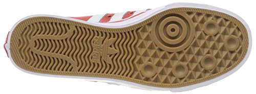 Adidas Hommes Les Chaussures trascaftwwhtftwwht De Basket Nizza Rouges ball Pour qqFr40x