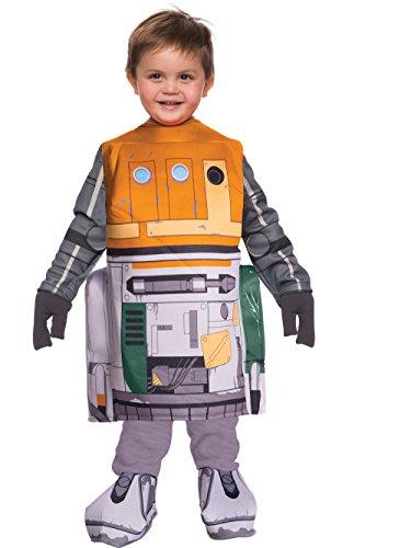 Rubie's Costume Co Star Wars Rebels Chopper Child Costume, -