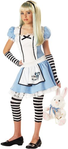 Alice in Wonderland Tween Costume - (Kohl's Halloween Costumes)