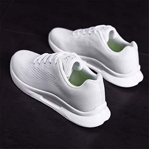 Chaussures White Fitness Formation Des 98 Sport Nouvelles Trainer Absorption Course Guqi Unisexe Jogging De Léger Respirant Chocs ZPw54PqUx