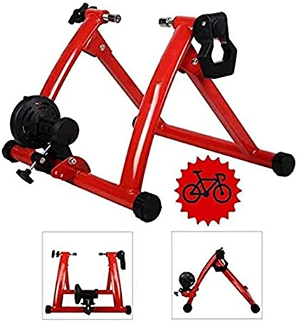 DPPAN Rodillo de Bicicleta, Bicicleta De Acero Entrenador de ...