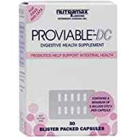 Nutramax Proviable Health Supplement for Cats and Dogs