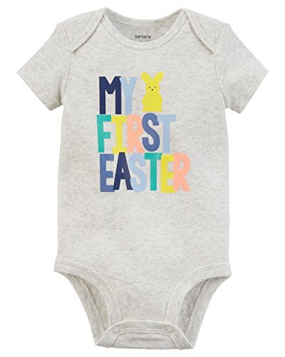 Carter's My First Easter Collectible Bodysuit - 3M
