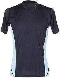 Gamegear Gamegear Cooltex Team Top Vneck Short Sleeve