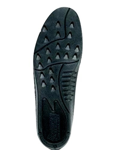Price comparison product image Rocky Men's Airport Footbed,Black,14 by Rocky