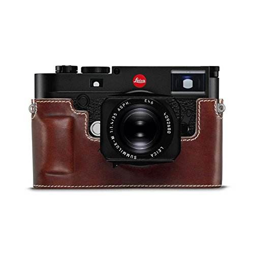 Leica M10 Protector, Leather, Vintage Brown ()