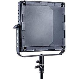 Flashpoint CL-1300 LED PanelLight - 5600k Daylight LED Light Barndoors Kit
