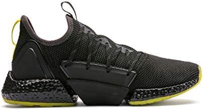 Puma Men'S Hybrid Rocket Runner Sneaker, Asphalt Puma Black