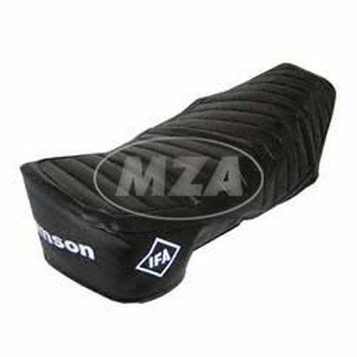 S70E wasserdicht strukturiert f/ür Enduro-Sitzbank schwarz S51E Sitzbezug SIMSON