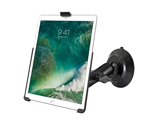 RAM Suction Cup Windshield Window Car Mount Holder Kit for Apple iPad Pro 10.5'' by RAM