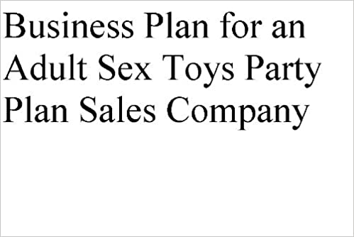 Adult sex toy party companies