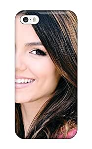 High Quality AnnaSanders Victoria Justice Skin Case Cover Specially Designed For For iphone 5/5s -