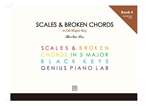 Amazon Genius Piano Technique Series In Db Major Piano Scales