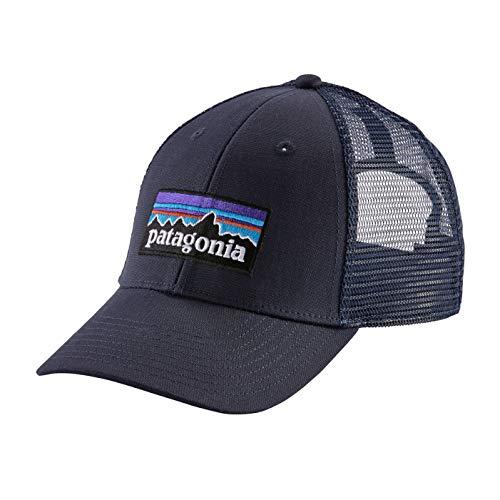 Patagonia P6 LoPro Trucker Hat (Black)