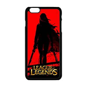 League Legends Cell Phone Case for Iphone 6 Plus