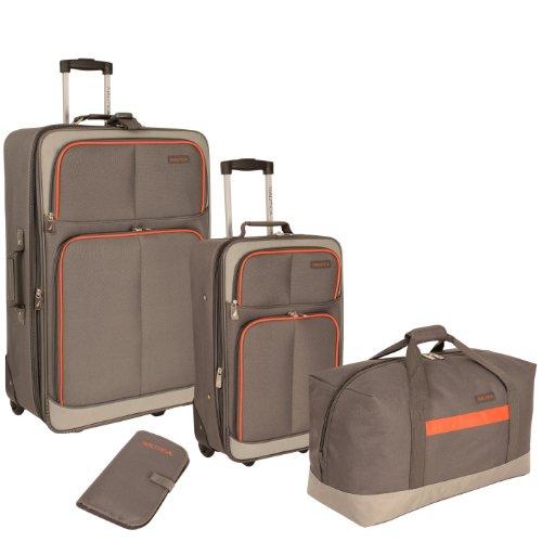 Nautica Luggage Centerline Piece Set