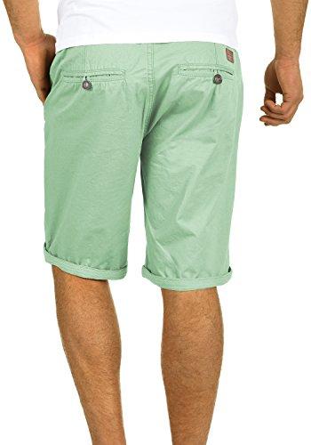 de 100 serrage coupe mousse 77206 normale Kaito Men avec cordon vert Shorts Bermuda coton Kino Mélange BYqxXfzx