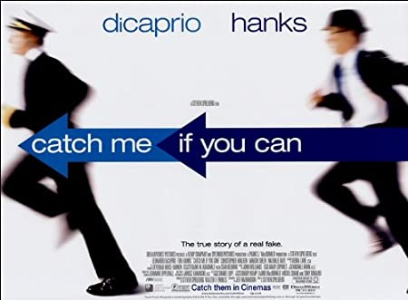 Catch Me If You Can Movie Poster Amazon Co Uk Kitchen Home