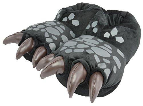 Drago 3d Denti Dragons Di Piedi Senza Pantofole qvW0IFw8W