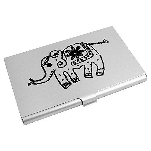 Elephant' Wallet 'Indian Business Credit Holder Card Azeeda CH00003555 Card 4Tx7qCw