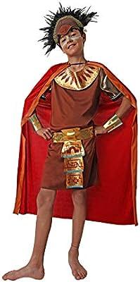Costumizate! Disfraz de Maya para niño Talla 10-12 Especial para ...