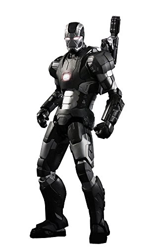 Abs Figure (Super alloy 1/12 Collectible figure War Machine Mark II (1/12 scale die cast · ABS painted action figure))