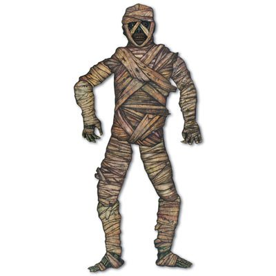 Jointed Mummy Party Accessory (1 count) -