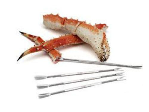 SCI/Scandicrafts, Inc. 7-in. Lobster and Crab Forks. SCI Scandicrafts SYNCHKG002456