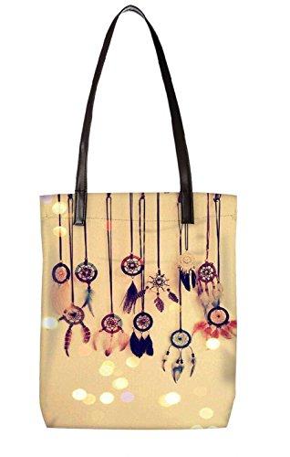 Snoogg Strandtasche, mehrfarbig (mehrfarbig) - LTR-BL-794-ToteBag
