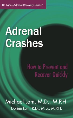 Adrenal Crashes Prevent Recover Recovery ebook product image