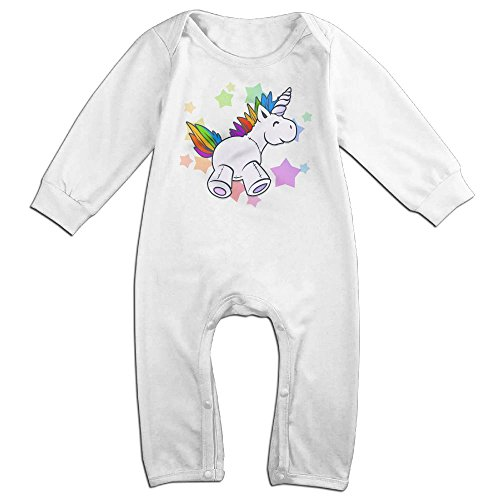 Costume Devil Woman Ebay (Newborn Baby Unicorns Long Sleeve Climb Jumpsuit 6 M)