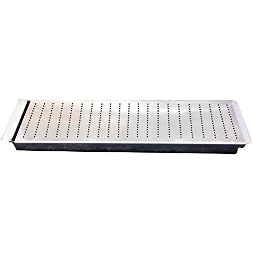 Summerset Sizzler Stainless Steel Smoker Tray - Ssmk-siz