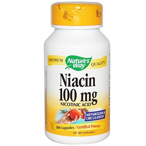 Niacin Cholesterol Flush - Niacin