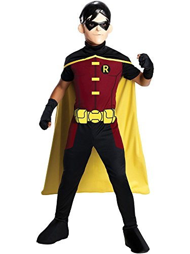 Rubie's Costume Young Justice Robin Child Costume, Medium