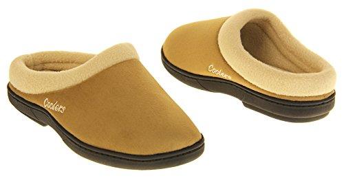 Pantofole Scarpe Da Coolers Beige Donna WtPq4
