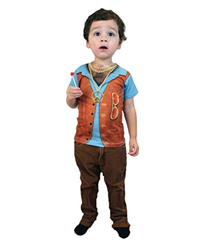 Morris Costumes HAIRY CHEST YOUTH,